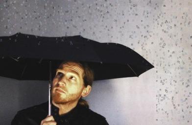 Mickael Feugray parapluie