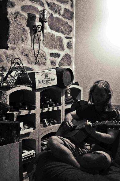 Mickael Feugray, guitare